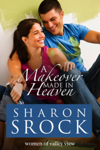 Book Cover: A Makeover Made in Heaven