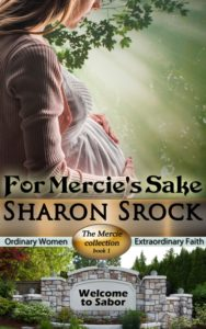 Book Cover: For Mercie's Sake