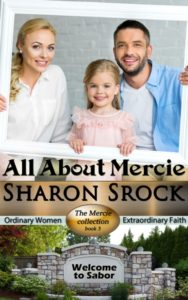 Book Cover: All About Mercie