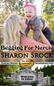 Book Cover: Begging for Mercie