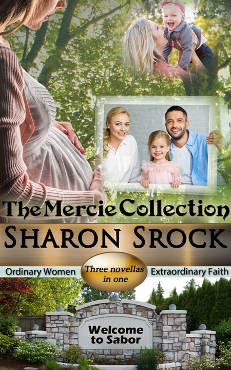 Book Cover: The Mercie Collection