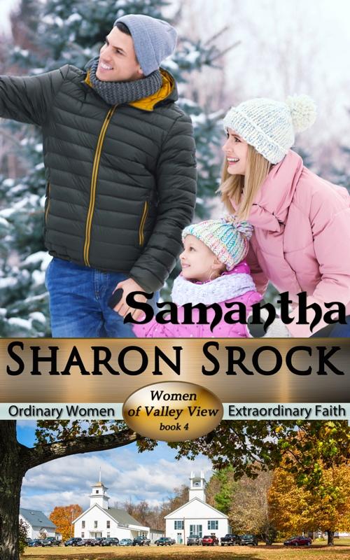 Book Cover: Samantha