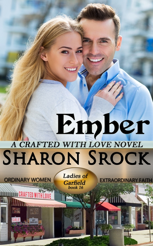 Ember Book Cover